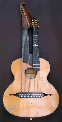 Kontragitarre Bj 70-01