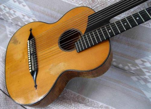 Kontragitarre Bj 70-04